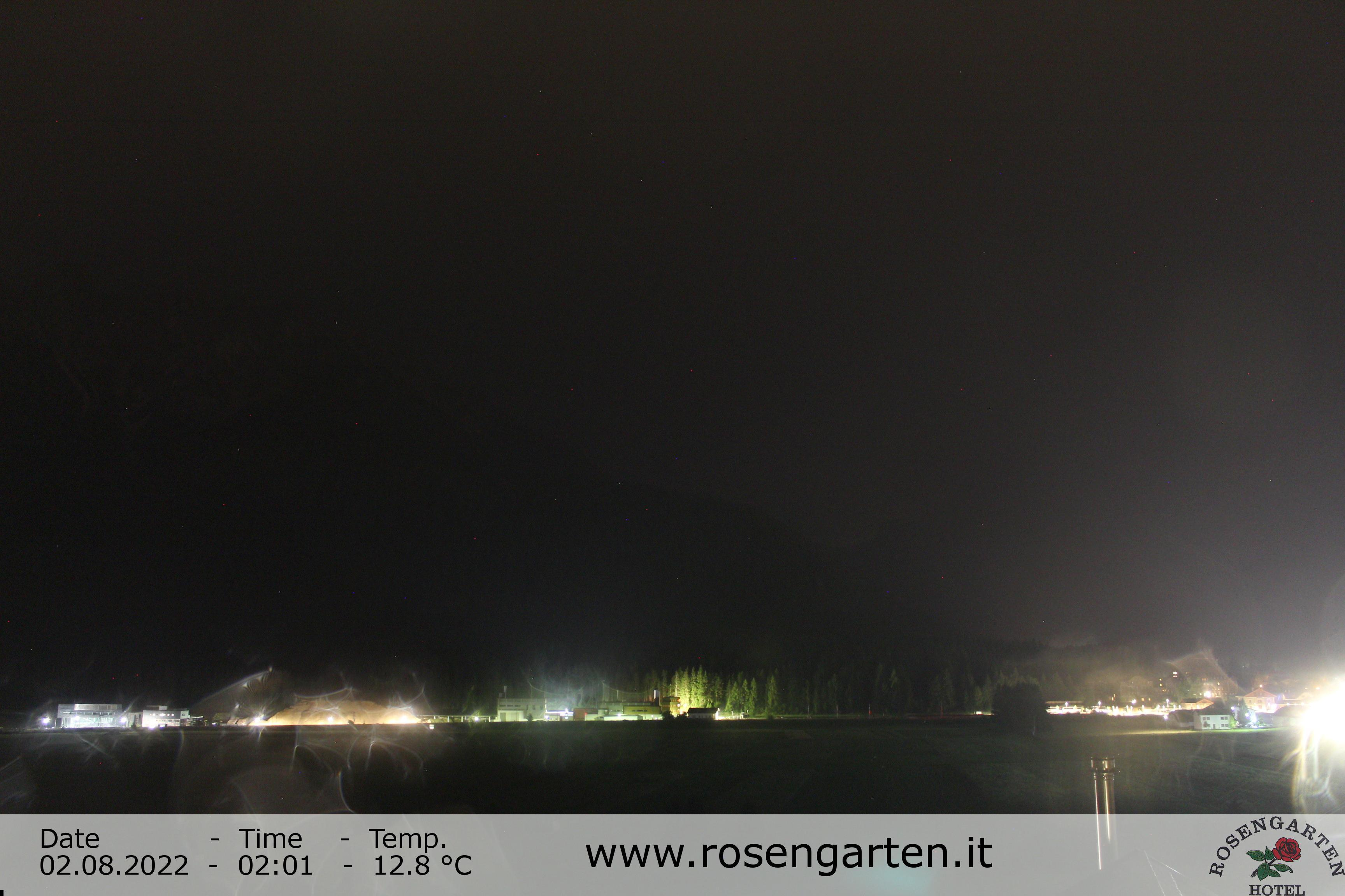 Toblach (Dolomites) - View of the Dolomites